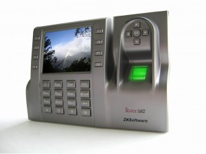 Biometric Access Control Solution