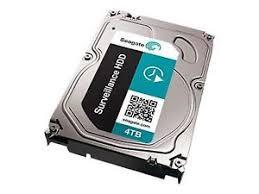 ST4000VX000-520 (4 TB Surveillance Hard Disk)