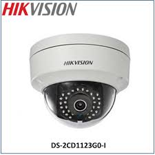 DS-2CD1123G0-I (1080P IR IP Dome Camera)