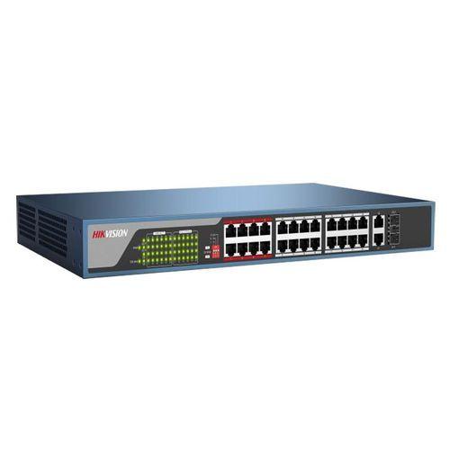 25 Port PoE Switch (DS-3E0326P-E/M)